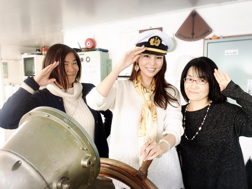 宇宙エネルギーチャージの旅☆AIの1日船長♡