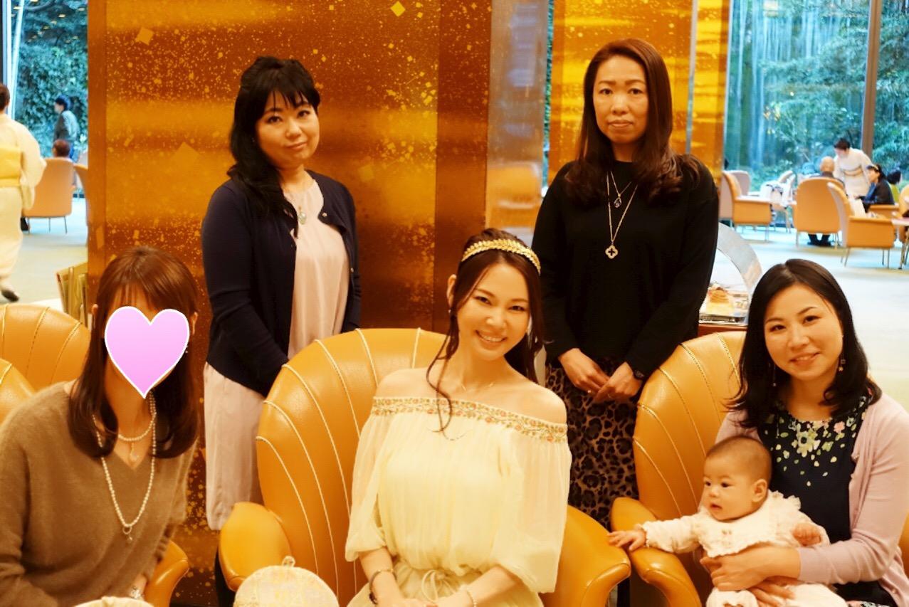 AIさんのパワーが東京に行く前より凄くて、皆はオデコと言ってましたが、私は孫悟空の頭の輪「緊箍児」(きんこじ)がはまってるようでした‼︎