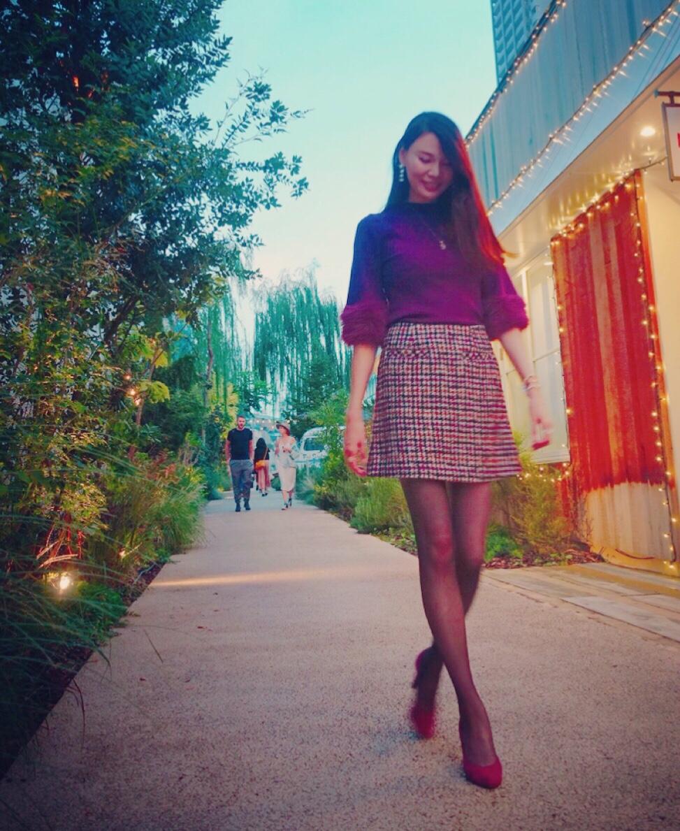AIの秋ファッション★