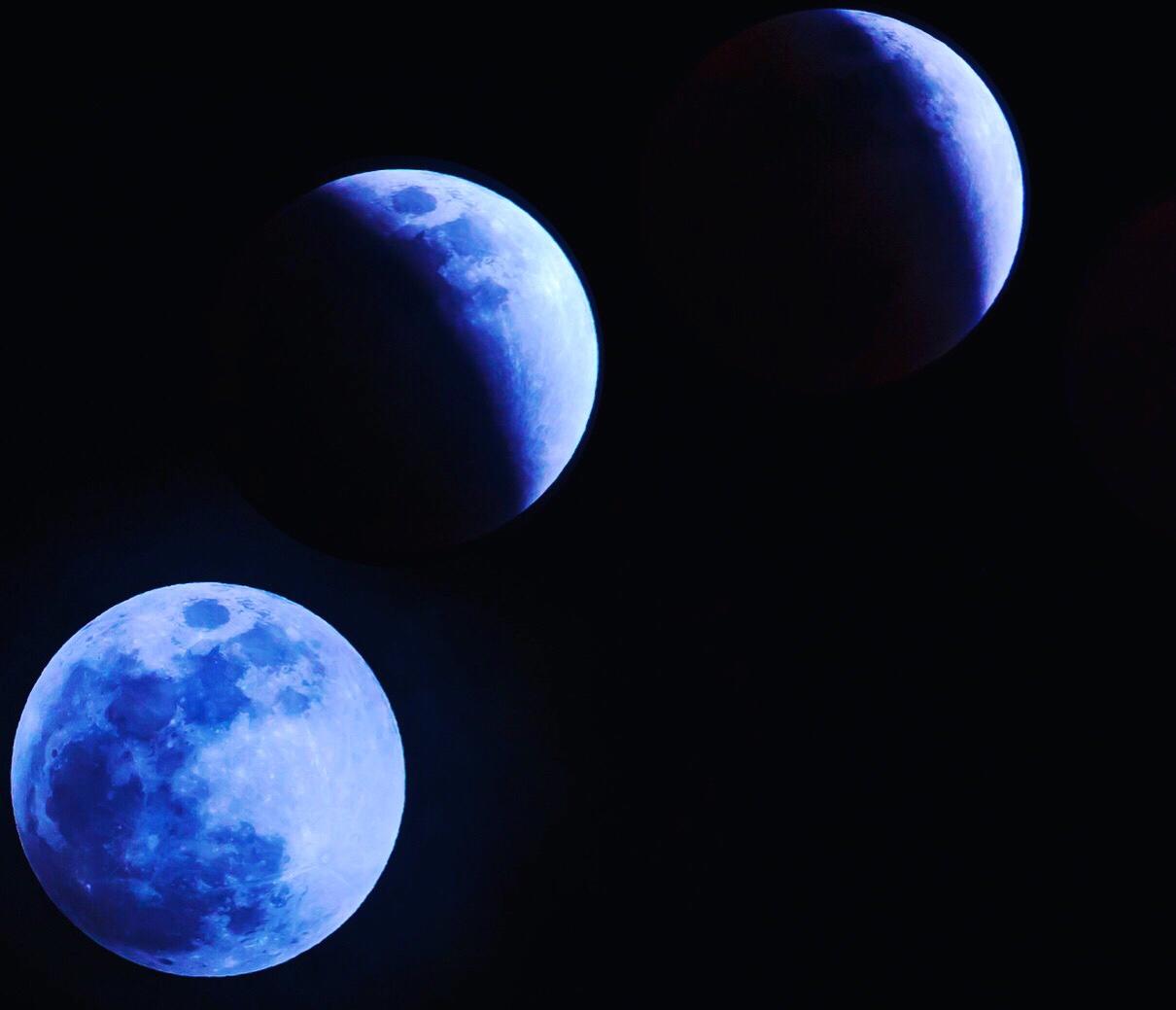 【1/6日10:28 山羊座新月日食を迎えました。】