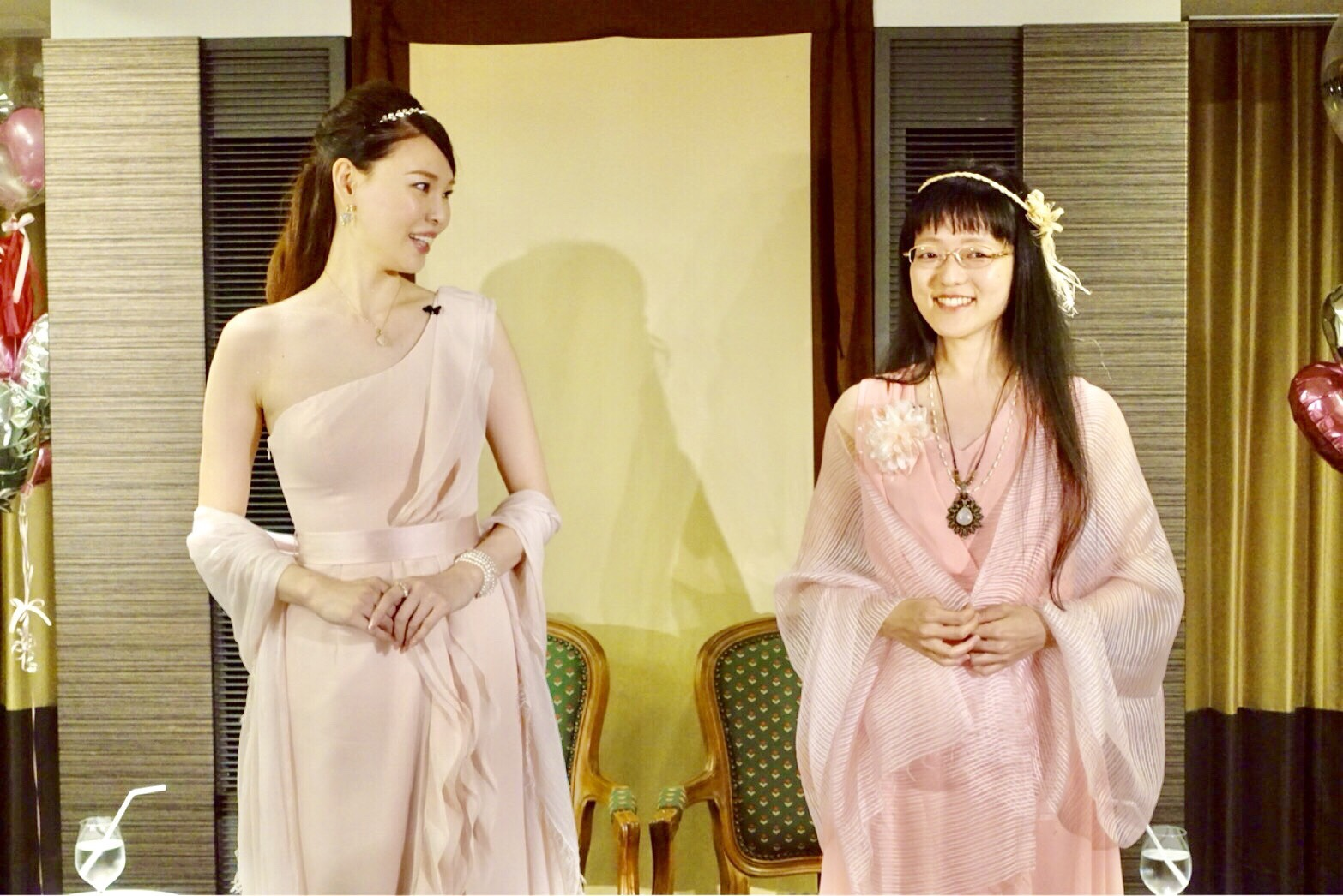 5/19永遠の美とharmony AIと優子のサトリツイン♡ 大盛況ありがとうございました!!レポ②