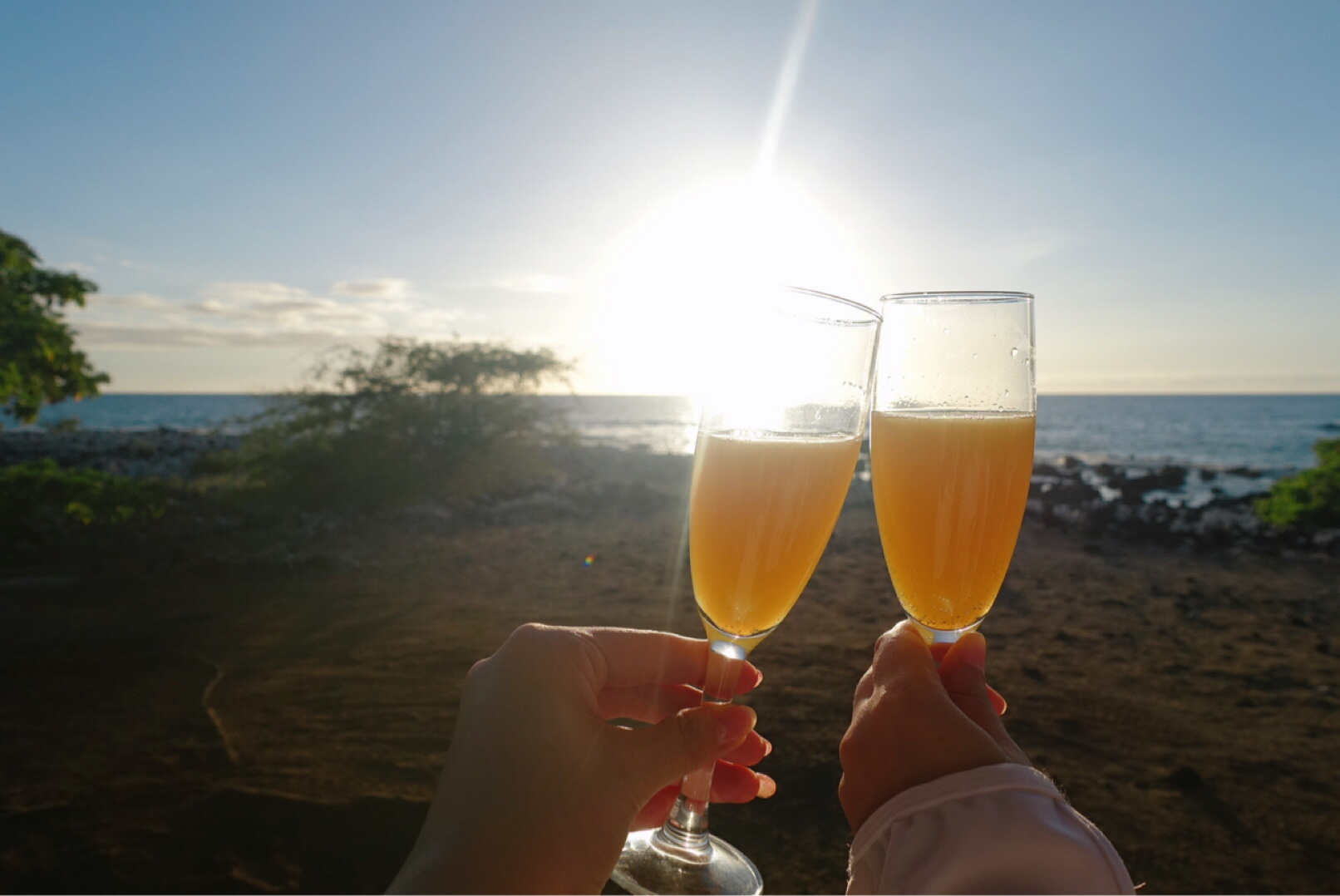 内なる女性性と男性性のエネルギ ーハワイ島レポ⑦