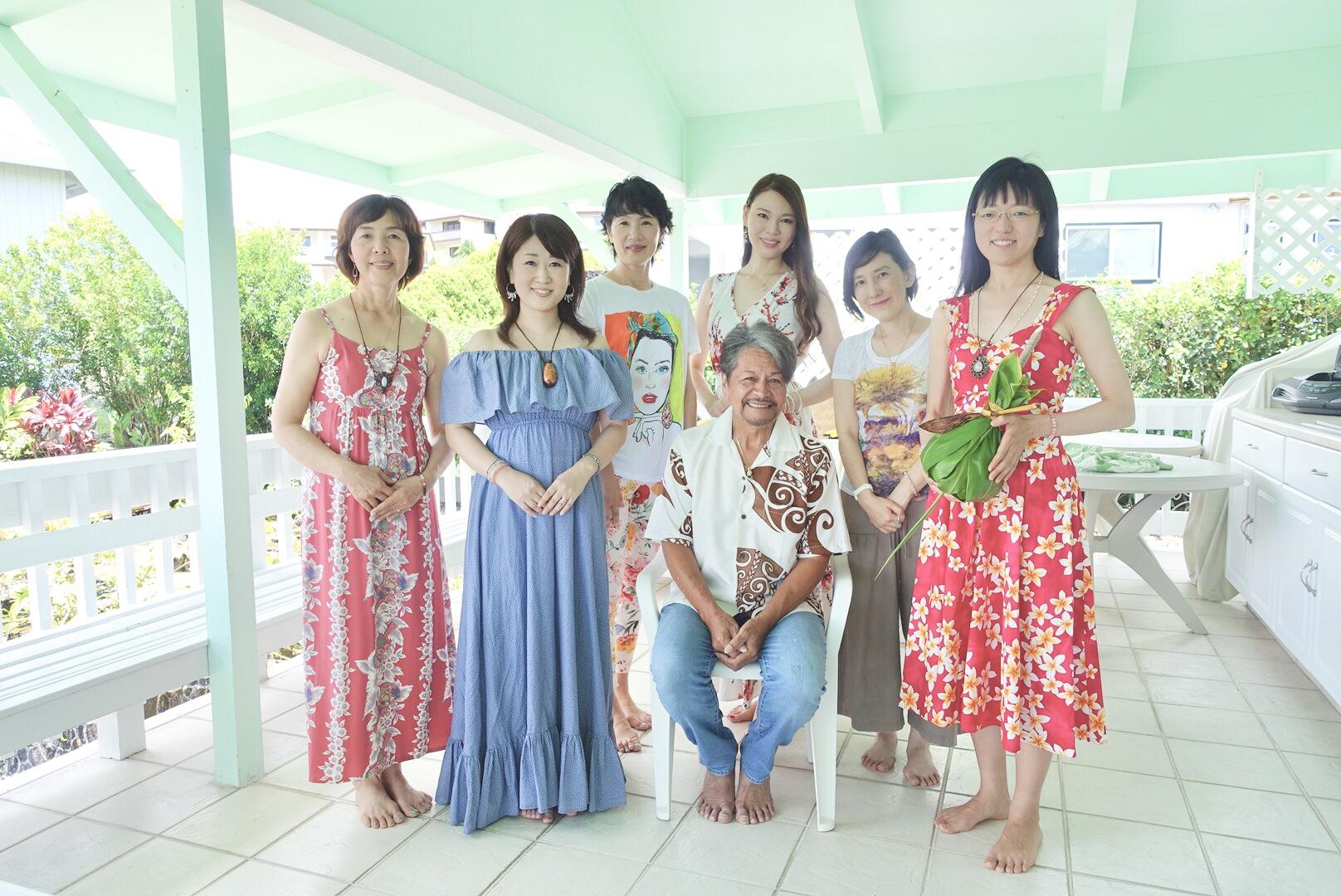 〜歓喜の集結〜 ハワイ島レポ④