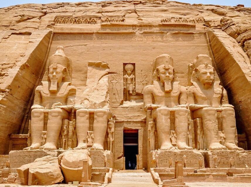 エジプトでソーラーリターン☆太陽回帰を読む♪