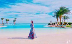 〜紅海フルガダ〜海〜光の写真① photo by king