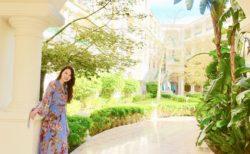 〜紅海フルガダ〜ホテル&庭園〜光の写真② photo by king