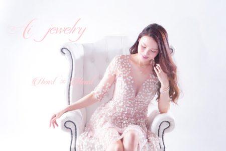 AI jewelry☆Heart∞Heart☆ もっっっっのすごいエネルギーと思いました!!