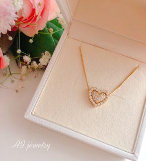 身に着けて鏡の前に立った途端、涙が溢れて止まらなくなりました☆AI jewelry
