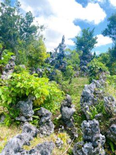 ⑤宮古島〜石庭☆宇宙と繋がる場所☆地球の楽園