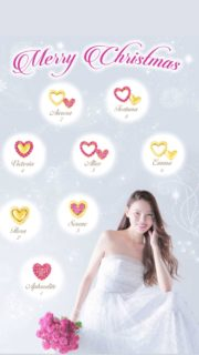 AIjewelryオーダー☆クリスマス限定ご予約受付メルマガ読者様限定☆